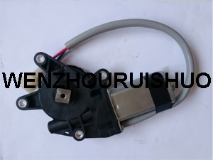 Four Holes Square Shaft Hollow,Different In Plugs Mabuchi Power Window Motor,12v and 24v