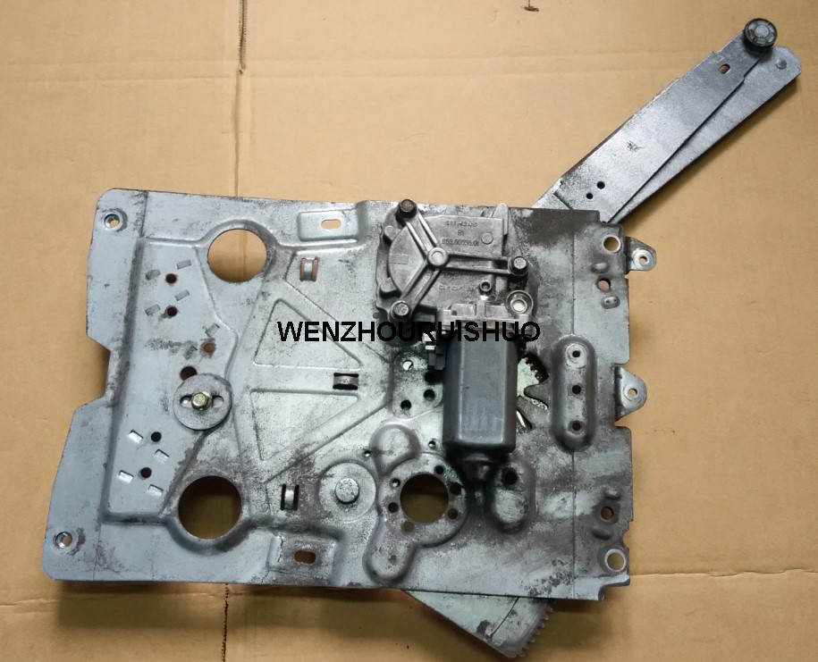 0536005501 Left Power Window Regulator Replace For VOLVO