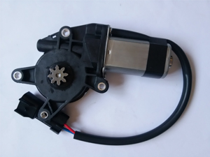 Four Holes,Eight Teeth,Different In Plugs Mabuchi Power Window Motor,12v and 24v